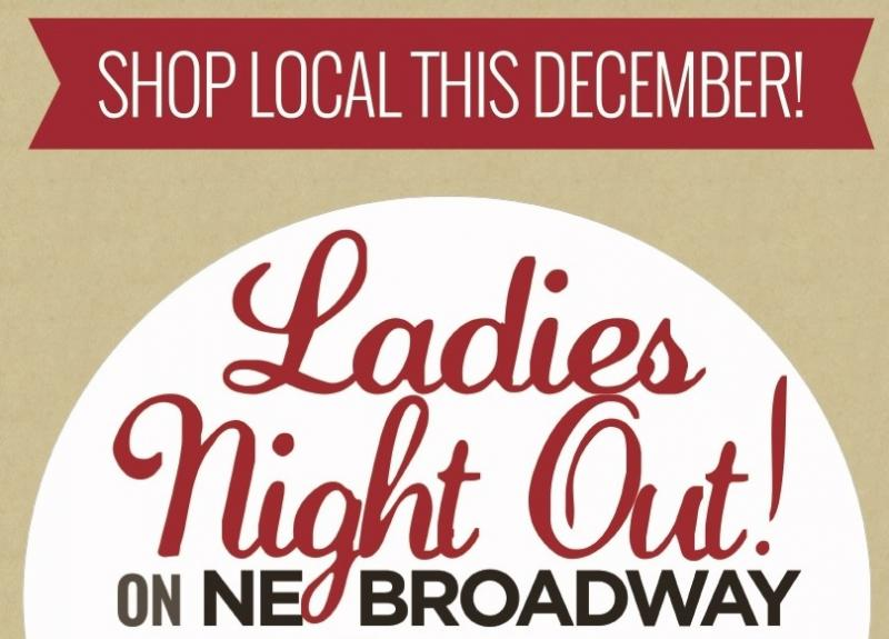 ladies night out on ne broadway broadway books